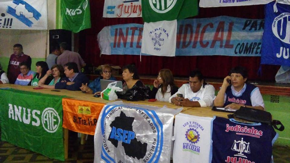 gremios intersindical