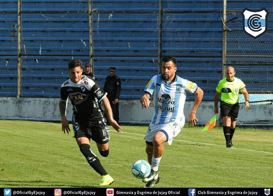MERECIDO TRIUNFO DEL LOBO JUJEÑO ANTE ALL BOYS POR 2-0